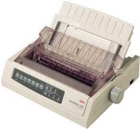 EXDISPLAY OKI ML3320eco Dot Matrix Printer