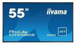 "Iiyama ProLite LH5580S-B1 55"" LED DVI HDMI Monitor"