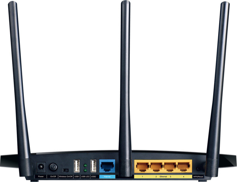 TP-Link Archer C7 - AC1750 Wireless Dual Band Gigabit Router