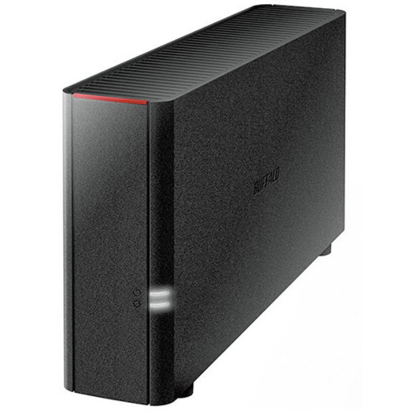 Buffalo LinkStation 210 3TB (1 x 3TB) 1bay NAS Drive