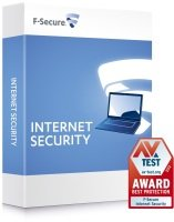 F-secure Internet Security 1 Year 1 User- Electronic Download