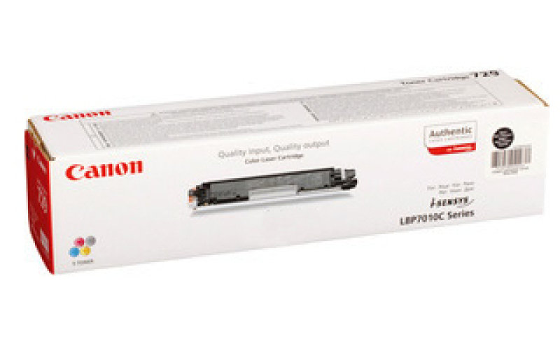 Canon 732 Toner Cartridge Black
