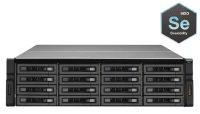 QNAP REXP-1600U-RP 64TB (16 x 4TB WD SE) 16 Bay 3U RAID Expansion