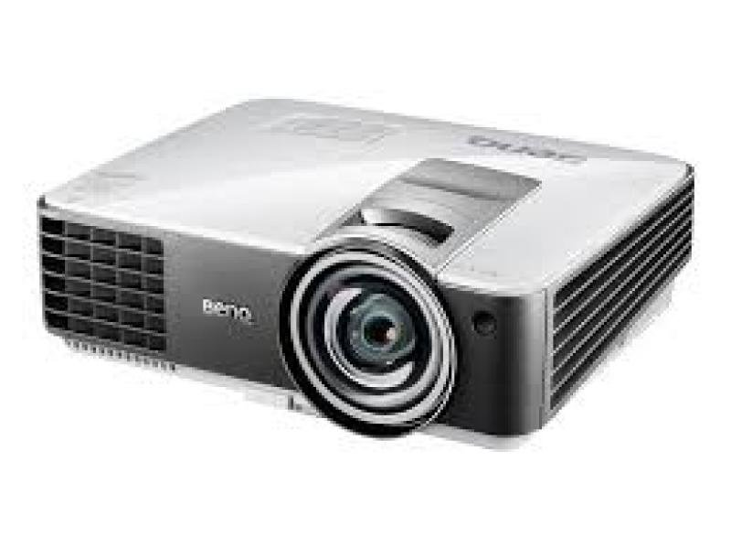 Image of BenQ Mw820st Dlp Wxga Projector & 0.6m Wall Mount Bundle - Education Discount Available
