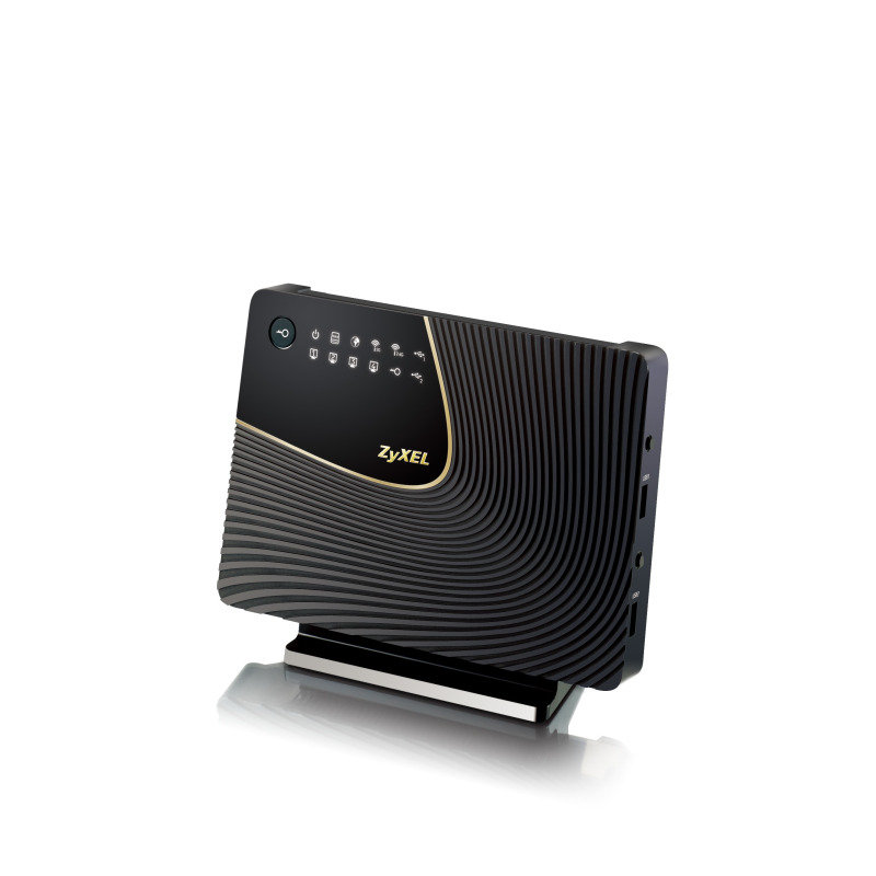 Image of ZyXEL NBG6716 Simultaneous Dual-Band Wireless AC1750 Media Router