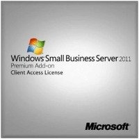 Windows Small Business Server 2011 Premium Add-on CAL Suite