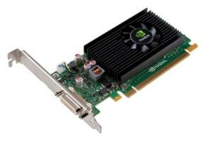 NVIDIA NVS 315 for Dual DVI and VGA Low Profile 1GB Graphics Card