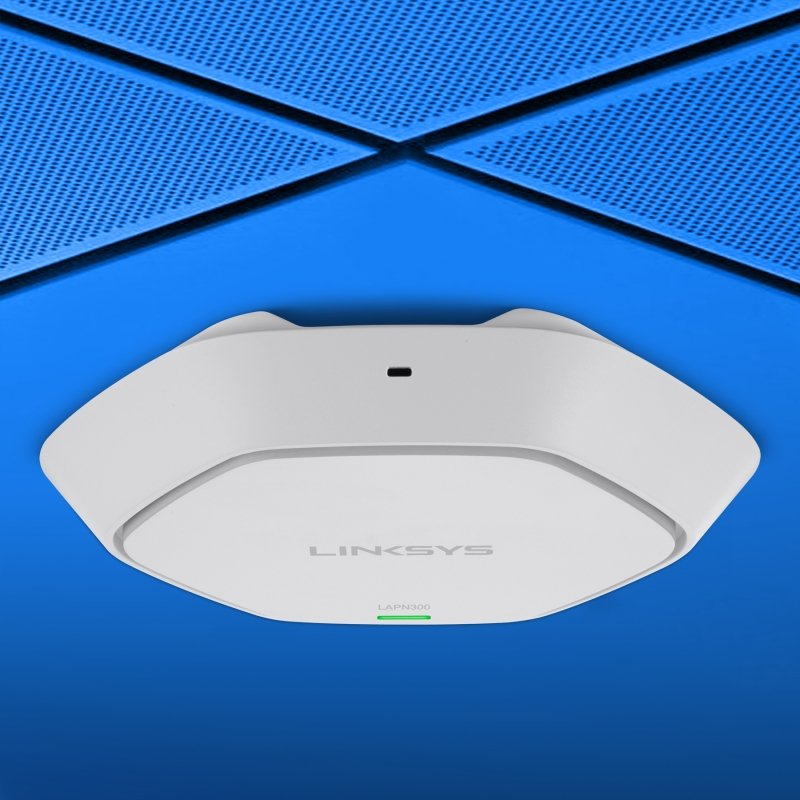 Linksys LAPN3600 -   Wireless N300 Access Point with PoE
