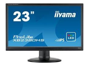 """EXDISPLAY Iiyama XB2380HS-B1 23"""" LED LCD IPS HDMI Monitor"""