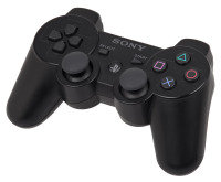 Sony PS3 Dual Shock 3 Controller - Black