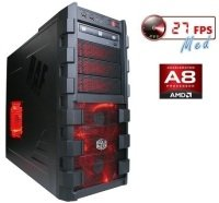 Cyberpower Gaming Quad Commando Elite PC