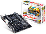 Gigabyte GA-970A-UD3P Socket AM3+ HD Audio ATX Motherboard