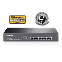 TP-Link TL-SG1008PE 8-Port Gigabit PoE Switch with 8 Port PoE