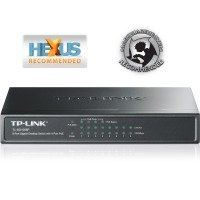 TP-Link TL-SG1008P 8-Port Gigabit Desktop Switch with 4-Port PoE