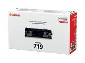 Canon CRG719, Black Laser Toner Cartridge