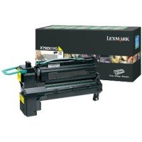 Lexmark X792 Print cartridge Extra High Yield