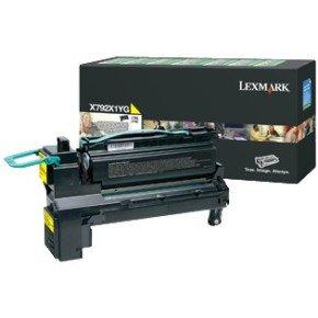 Lexmark X792 Print cartridge Extra High Yield
