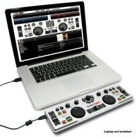 Ion DJ2GO Portable DJ Controller For PC and Mac