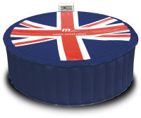 MSPA B-120 Inflatable Hot Tub Spa - London Edition