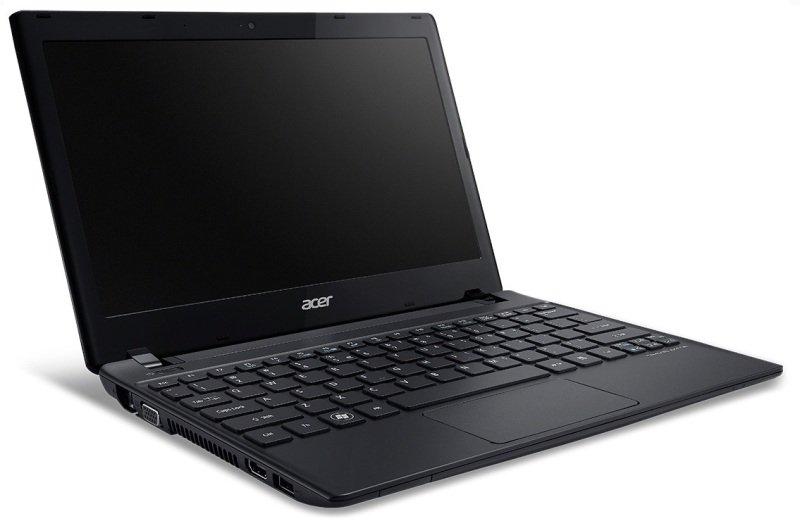 Acer TravelMate B113M Laptop Intel Core i33227U 1.9GHz 4GB RAM 320GB HDD 11.6&quot LED NODVD Intel HD Webcam Bluetooth Windows 8 64bit