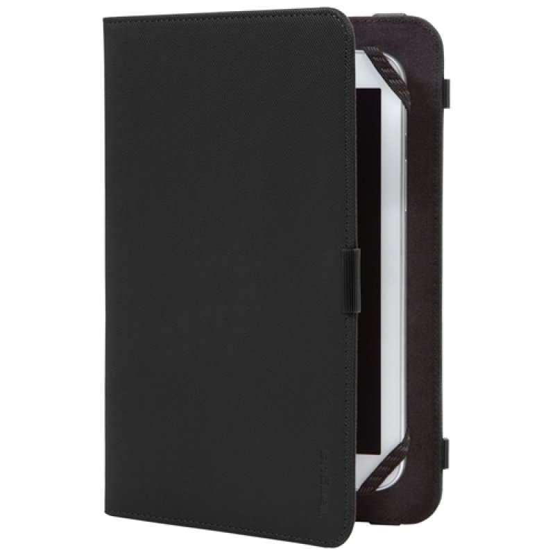 Image of Targus Universal Tablet Flip Case 7-8 Black - THZ33804EU