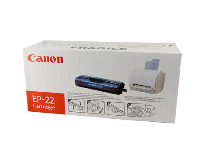 Canon Toner Cartridge Black EP-22 LBP-800