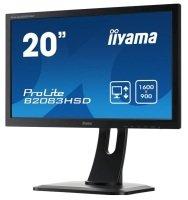 "Iiyama ProLite B2083HSD-B1 19.5"" LED DVI Monitor"