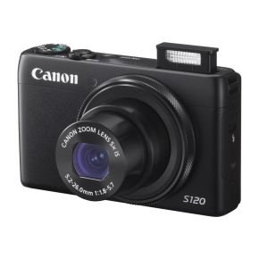 Canon S120 12.1MP Digital Camera