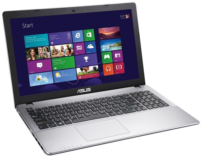 Asus X550CA Laptop Intel Core i53337U 1.8GHz 8GB RAM 1TB HDD 15.6&quot Touch Screen DVDRW Intel HD Webcam Windows 8 64bit