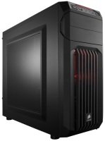 Corsair Carbide Series SPEC-01 Red LED Mid-Tower Gaming Case