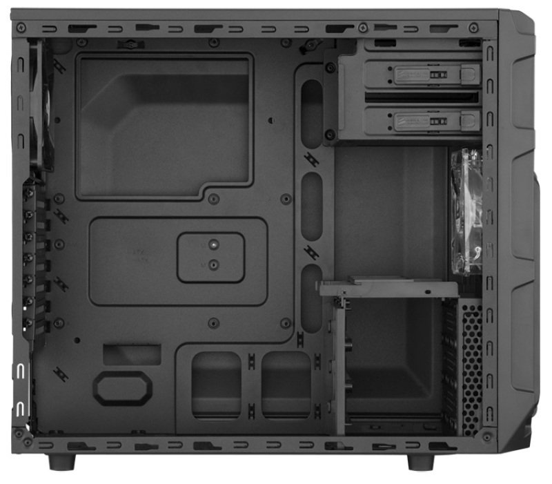 Corsair Carbide Series SPEC-03 White LED Mid-Tower Gaming Case