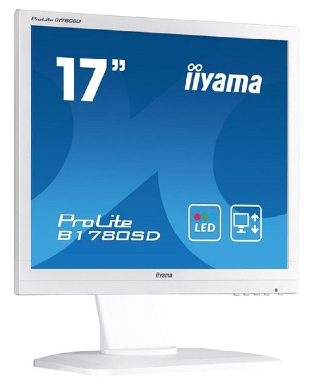 "Iiyama ProLite B1780SD-W1 17"" LED DVI Monitor"