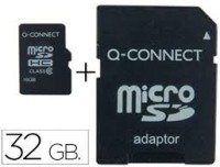 Qconnect 32GB Micro SD Card KF16013 Pk1