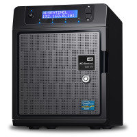 WD Sentinel DS6100 8TB (2x 4TB) Ultra-Compact Windows Server 2012 R2 Essentials
