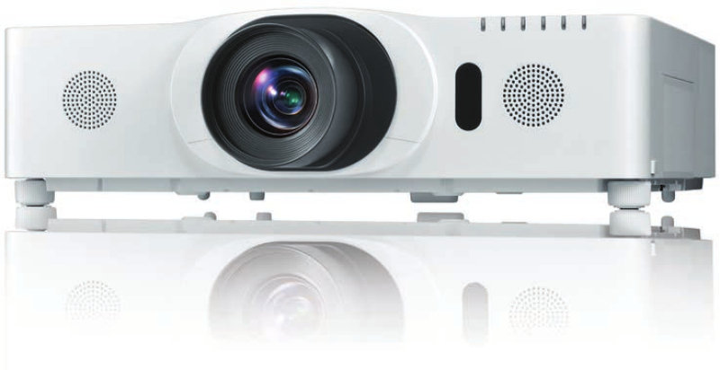 Image of Hitachi CP-WX8265 6500 Lumens, WXGA Resolution, 3LCD Technology, Install Projector