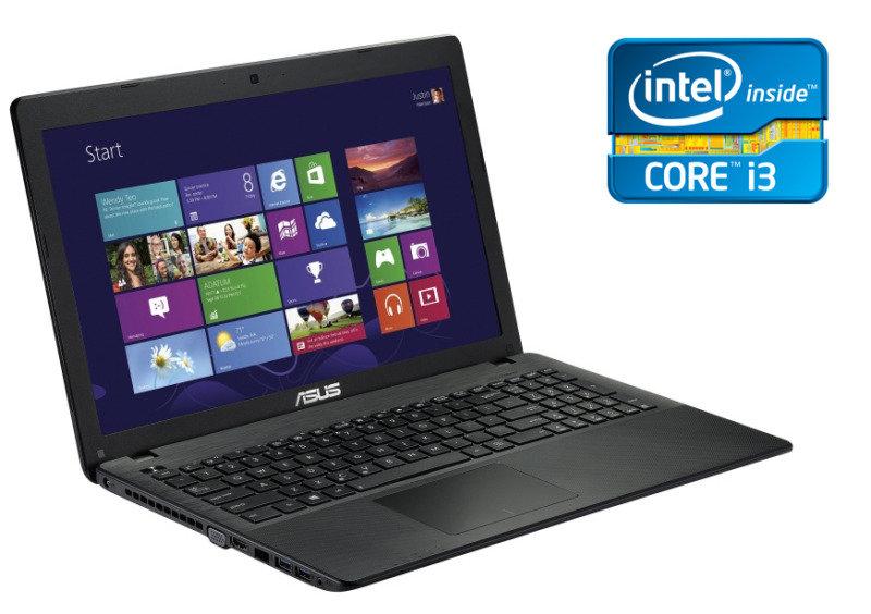 Asus X551CA Laptop Intel Core i33217U 1.8GHz 4GB RAM 500GB HDD 15.6&quot TFT DVDRW Intel HD Webcam Windows 8 64bit
