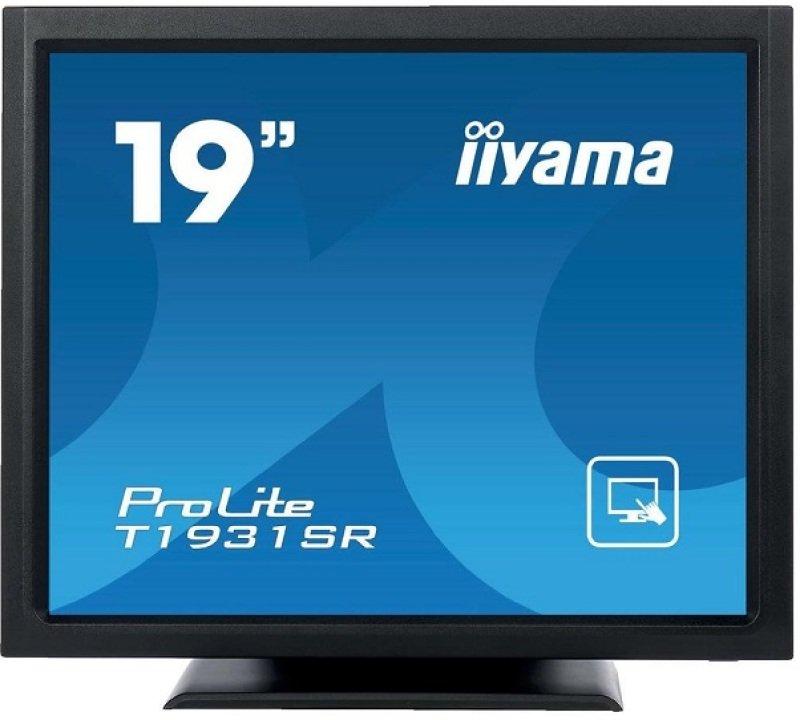 Iiyama ProLite T1931SRB1 19&quot Touchscreen VGA DVI Monitor