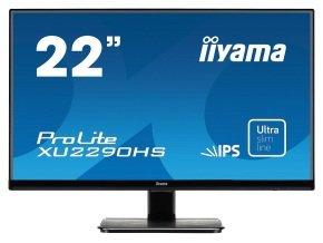 "Iiyama ProLite XU2290HS-B1 22"" IPS HDMI Monitor"