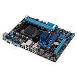 EXDISPLAY Asus M5A78L-M LX3 Socket AM3+ VGA 8 Channel Audio mATX Motherboard