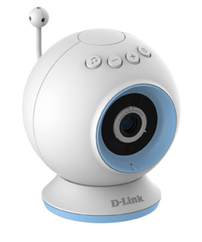 DLink EyeOn  Wireless Baby Monitor with Lullaby Playback