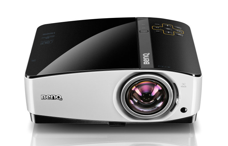 Image of BenQ Mx822st Dlp, Xga, Short-throw Projector