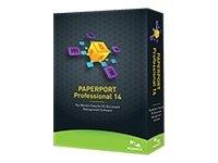 Nuance PaperPort Professional - ( v. 14 ) - complete package- EDU