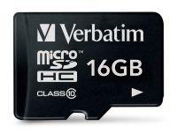 Verbatim 16GB MicroSDHC Card