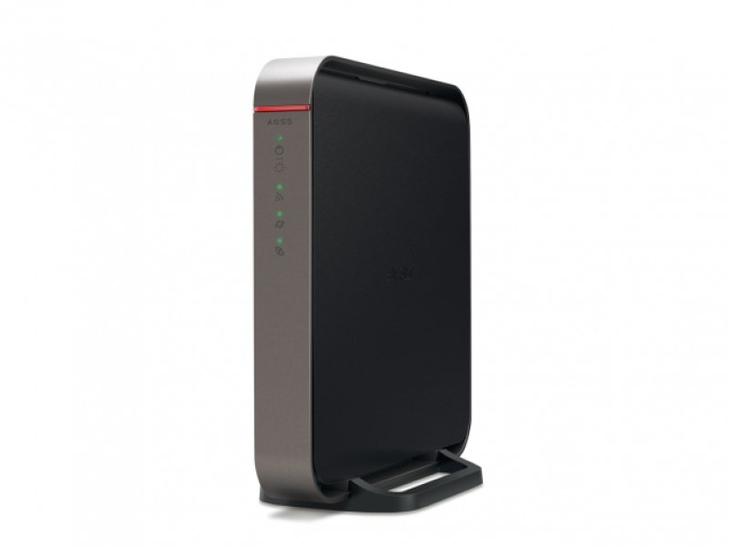 Image of Buffalo WZR-900DHP - AirStation Wireless N900 Dual Band Router