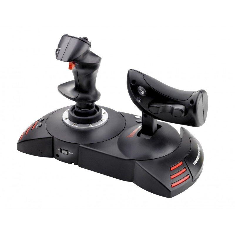 Thrustmaster T-Flight Hotas X - Joystick - 12 button(s) - for PC