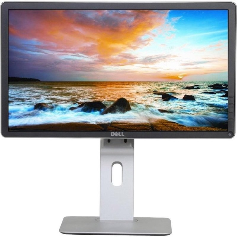 EXDISPLAY Dell Professional P2014h 49.4cm(19.5 Inch) Led Monitor Vga Dvi-d Dp (1600x900) Black Uk