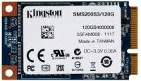 Kingston SSDNow 120GB mSATA 6Gbps SSD