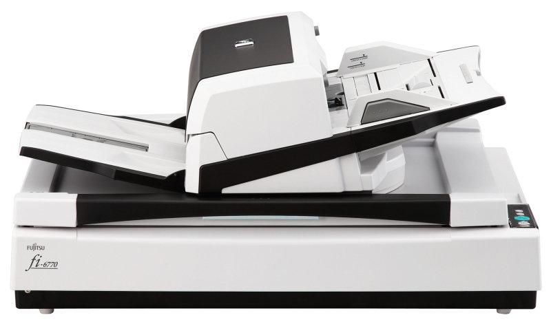 Fujitsu fi-6770 Scanner A3 Duplex Flatbed