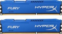 8GB 1333MHz DDR3 CL9 DIMM (Kit of 2) HyperX Fury Series
