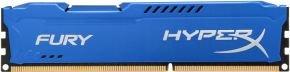 HyperX 8GB 1866MHz DDR3 CL10 DIMM Fury Series Blue